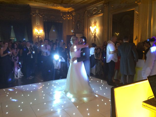 Venue Dressing Liverpool Dance Floor Hire Light Up Love