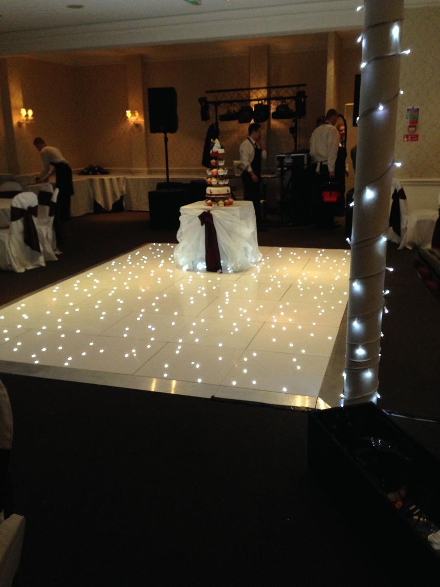 Dance Floor Hire Liverpool I AA Decorative Events I ...