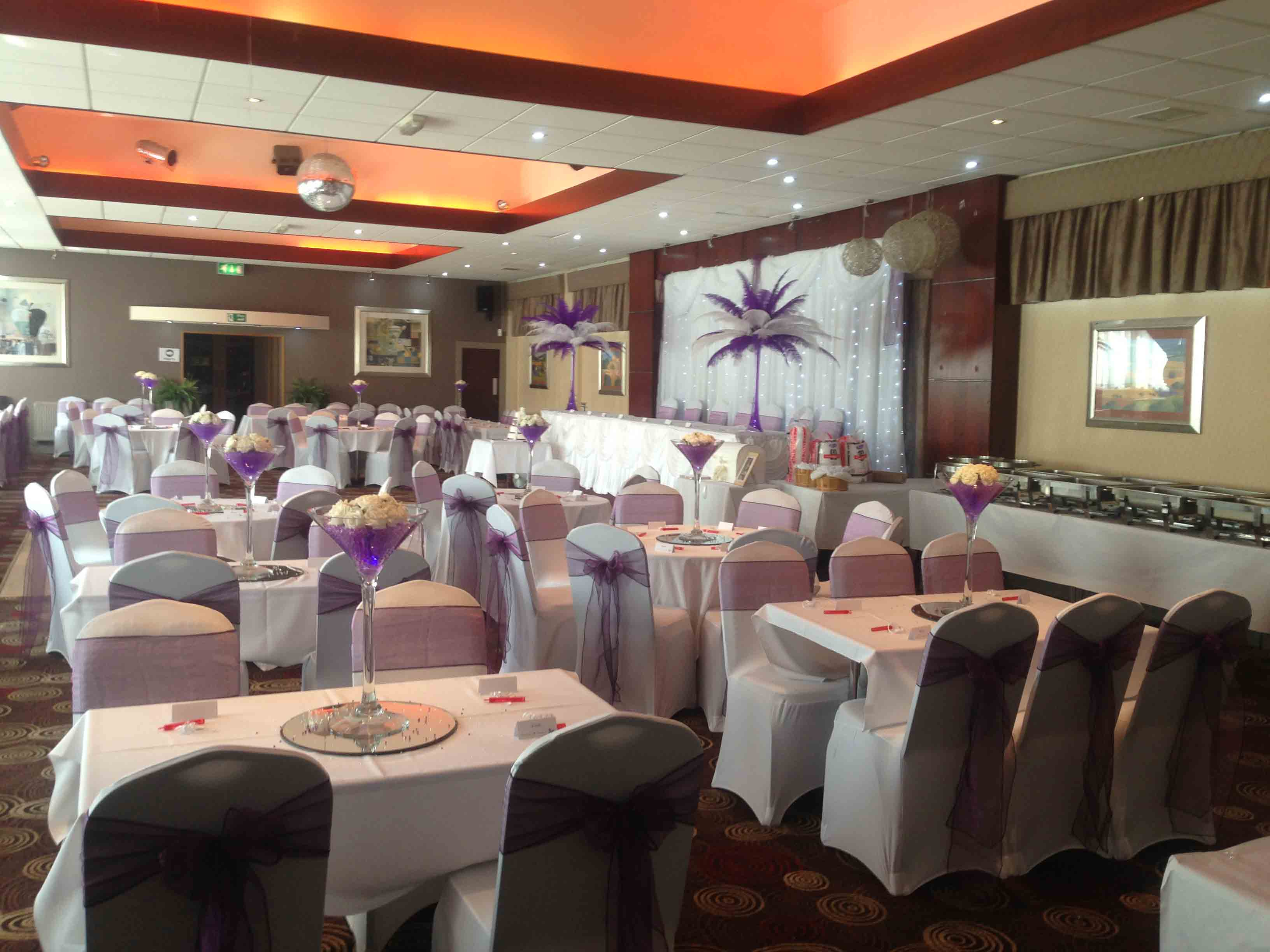 Thornton Hough Function Rooms