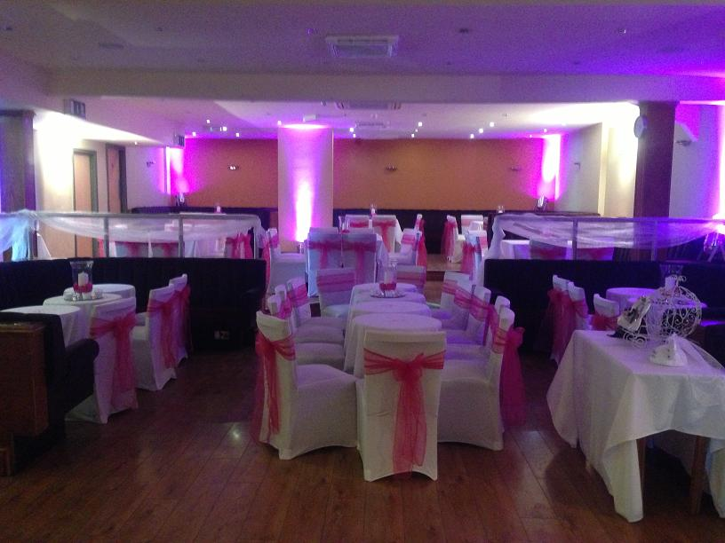 Chair Cover Hire Wirral
