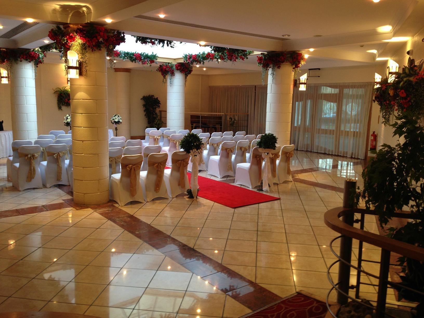 Venue Dressing & Wedding DJ Hire - The Suites Hotel, Knowsley ...