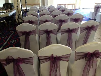 Chair Cover Hire Mersyside