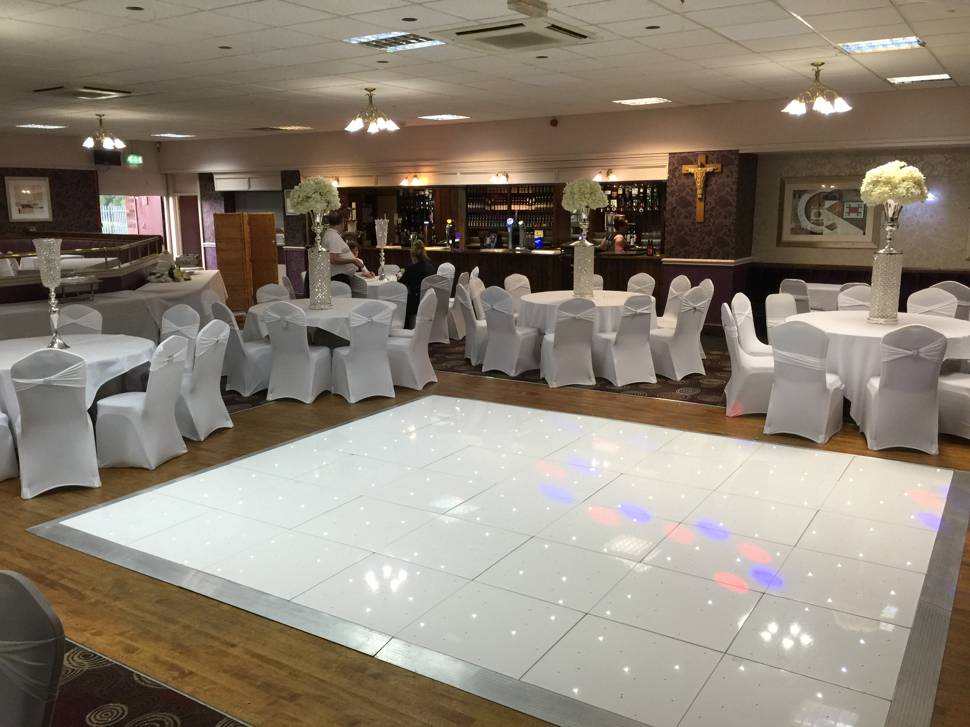 Magic mirror hire liverpool 5ft blossom tree hire venue dressing led dance floor hire solutioingenieria Image collections
