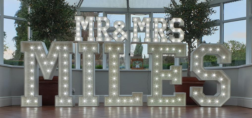 Mr & Mrs Surname Rowton Hall Cheshire