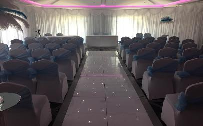 LED Twinkle Isle - Liverpool, Wirral, Formby HALL, pRESTON, lANCASHIRE, Cheshire
