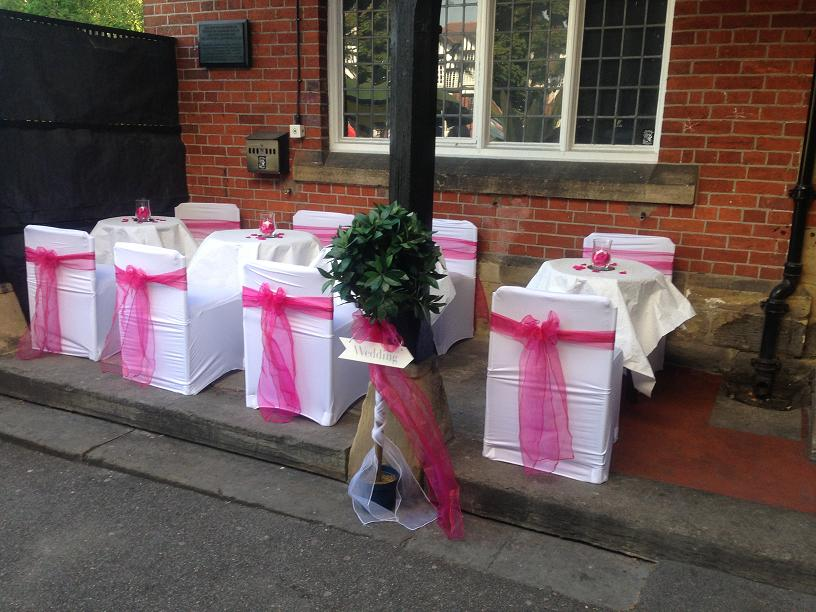 Venue Dressing Company, Wirral