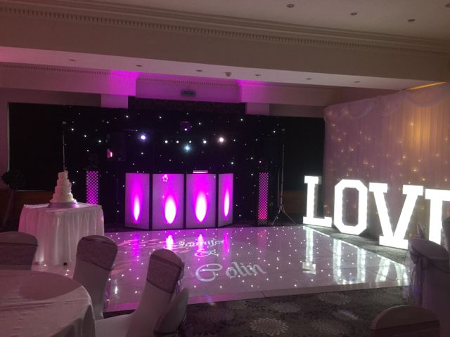DJ hire Liverpool, Need a Disco Liverpool, Wedding Disco, Thornton Hall