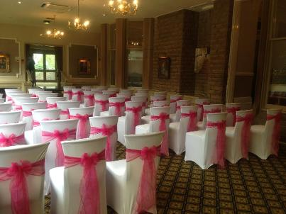 Chair Cover Hire Manchester