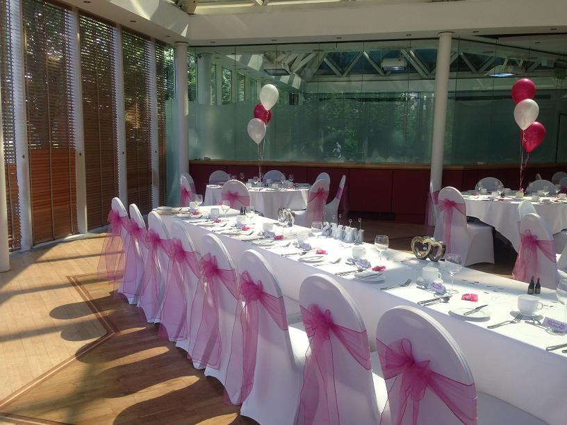 Chair Cover Hire, St Helens