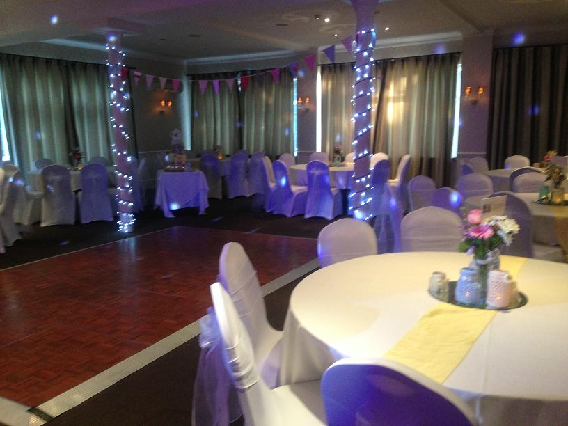 LED String Light Hire, Liverpool, Wirral, Chester