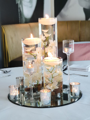 Wedding Table Centrepiece aBode Chester