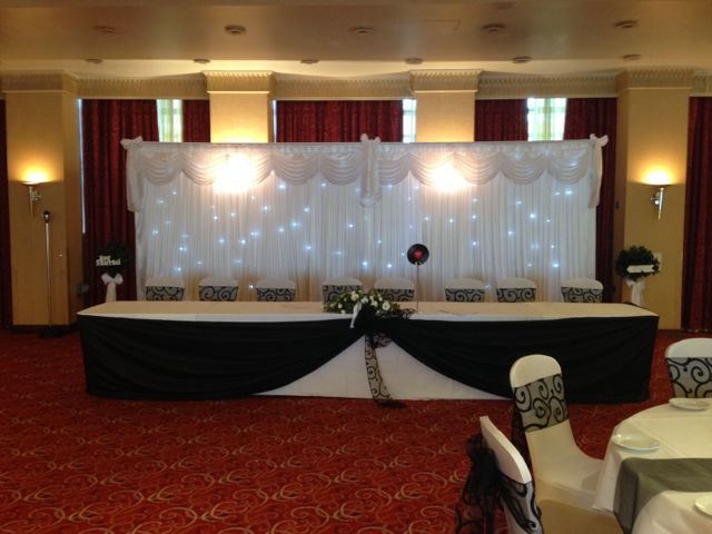 Twinkle Backdrop Hire Liverpool