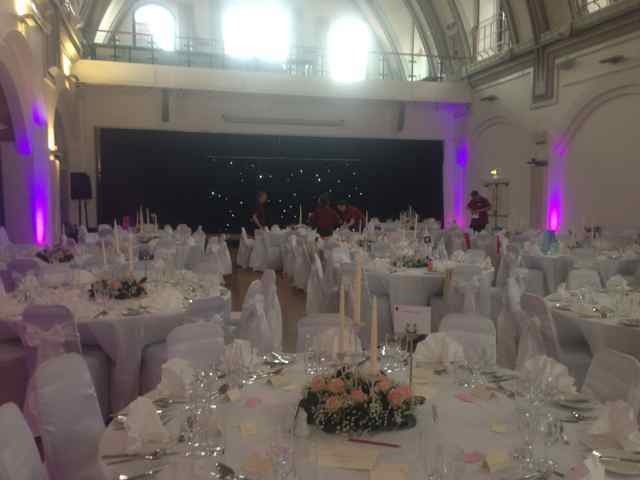 Chair Cover Hire Liverpool