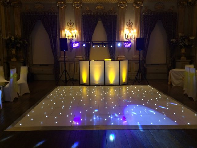 Led Dance Floor Hire Cheshire Led Dance Floor Hire